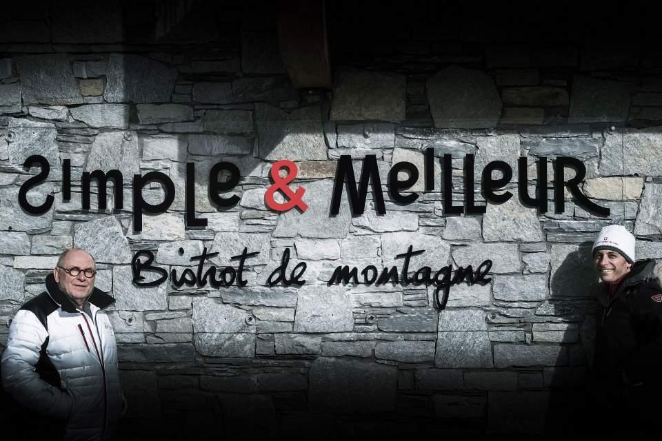 Simple & Meilleur - Restaurant Saint-Martin-de-Belleville